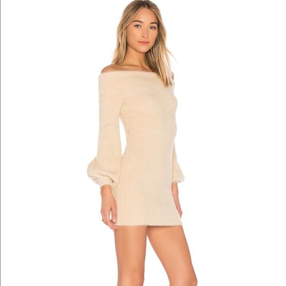 Tularosa Dresses & Skirts - Tularosa Gramercy dress in ivory